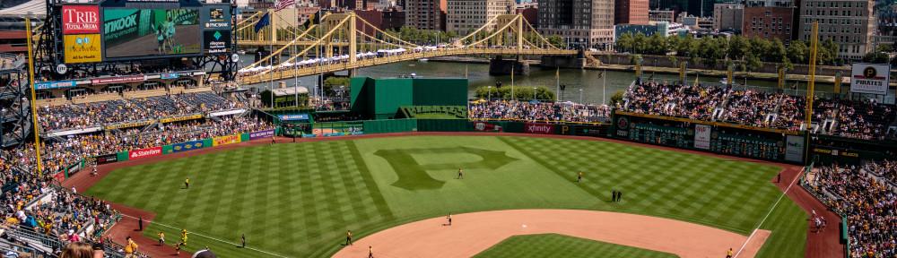 Ner neue Pirates Ballpark... spektakulär (leider in Pittsburg nicht Siegen)